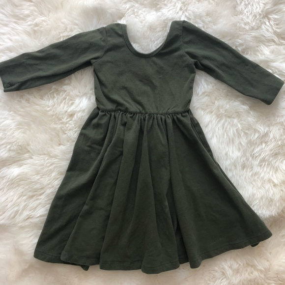 d35a5bf2f4ac Alice & Ames Dresses | Alice Ames Olive Spin Dress | Poshmark